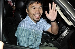 Manny Pacquiao: Boxer, Legislator, Basketball Playing Coach