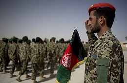 Afghanistan's Peace Talks: At a Geopolitical Crossroads