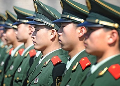 China's Military Wages War on Ebola