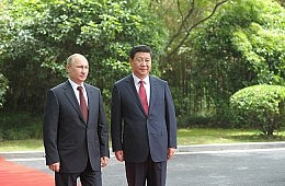 Putin Signals Russia's Shift to Asia
