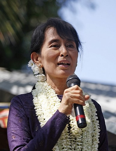 In Myanmar, Suu Kyi's Post-Election Role Remains Uncertain