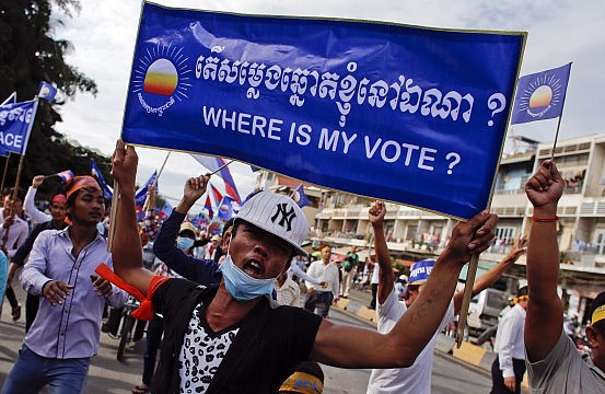The Rise of Public Opinion in Cambodia's Politics