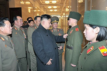 Report: Kim Jong-un Executes Another Powerful Aide