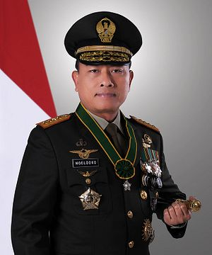 Who Will Be Indonesia's Next Military Chief?