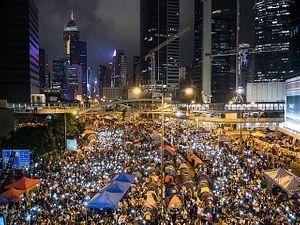 Hong Kong's Identity Crisis