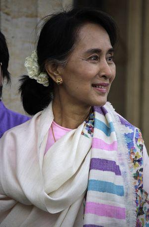 Myanmar's Aung San Suu Kyi to Make Historic Visit to China