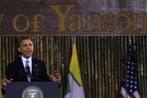 Obama's Myanmar Objectives