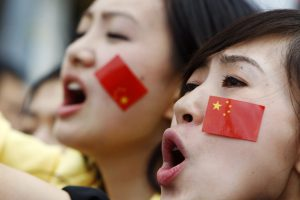A Glimpse Into Chinese Nationalism