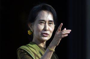 Aung San Suu Kyi: Colluding With Tyranny