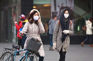 Beijing Smog: The Day After 'APEC Blue'