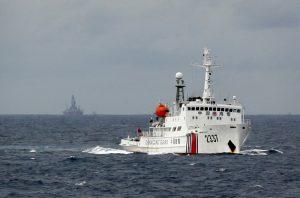 The Militarization of China's Coast Guard