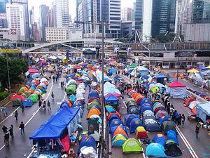 How Hong Kong's Protests Swayed Taiwan's Elections