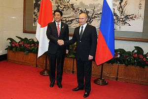 Why Russia and Japan Are Making Nice