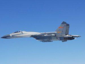 Japan Scrambling Jets at Cold War Levels