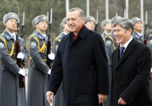 Turkey in Central Asia: Turkic Togetherness?