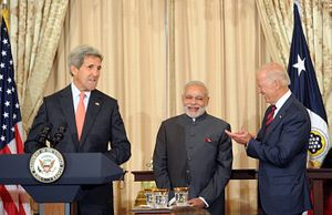 Talking Trade With India