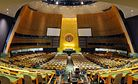 China's Vision for Modernizing the UN