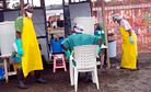 The Chinese Military's War on Ebola