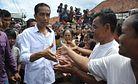 Jokowi's Big Energy 'Swing'