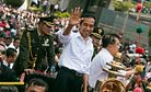 China and Indonesia Under Jokowi: Show Me The Money