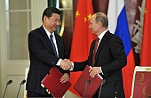 Time to Take the Russia-China Axis Seriously