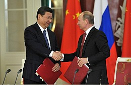 China's Xi Prepares to Visit Russia