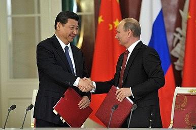 China's Xi Prepares to Visit Russia