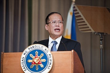 Aquino Shows Support for Japan in the South China Sea