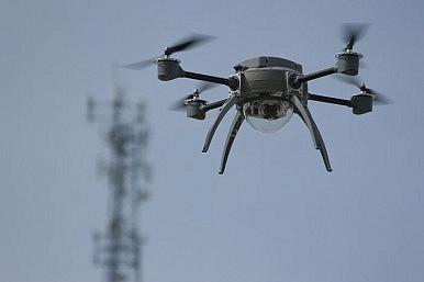 China Develops Anti-Drone Lasers