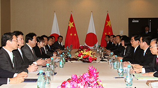 China Rejects Abe-Xi Meeting at APEC
