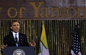 Obama's Myanmar Objectives