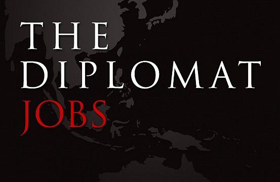 The Diplomat Seeks Junior Editor