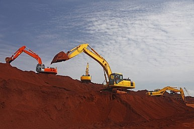 Commodities Upturn Seen By 2016