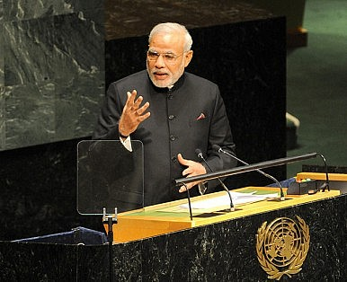 A Multilateral Test for Modi