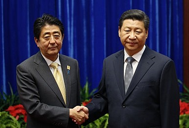 Abe and Xi Finally Met: So What?