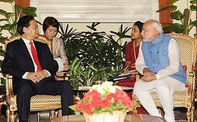 India's Strategic Vietnam Defense Relations