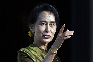 Aung San Suu Kyi: Colluding With Tyranny