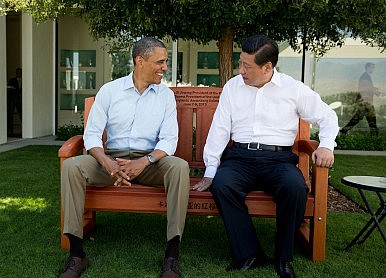 Xi and Obama: Same Meeting, Different Stories