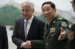 A 'New Type of Military Relations' for China and the US