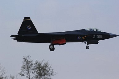 China's Newest Stealth Fighter