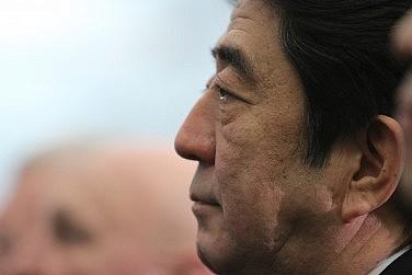 Abe's Tax Increase Gamble