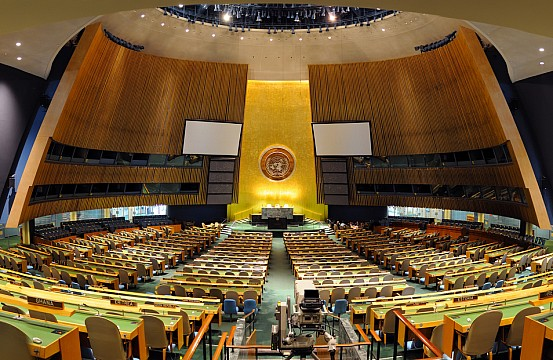 China's Vision for Modernizing the UN   The Diplomat