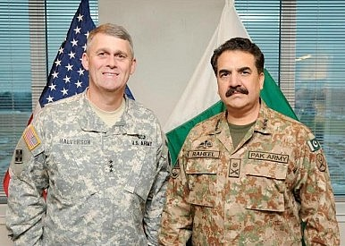 Pakistan's Army Chief to Visit US
