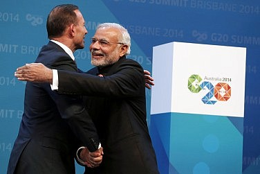 The Emerging India-Australia Maritime Relationship
