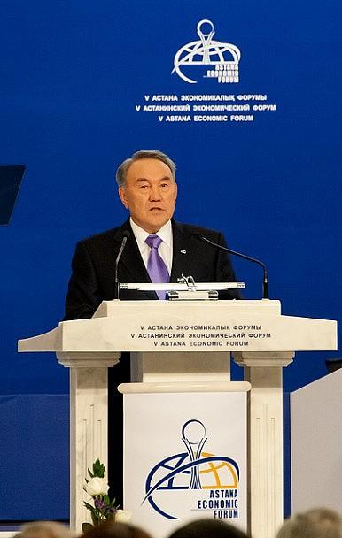 Kazakhstan: President's Speech Hint at Supra-Regional Tensions