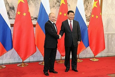 Is Russia an Asian Power?