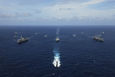 The Malabar Exercise: An Emerging Platform for Indo-Pacific Cooperation?