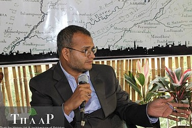 Interview: The India-Pakistan Water Dispute