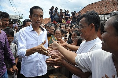 Jokowi's Big Energy 'Swing'