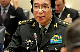 Former Chinese General's Death Means No Military Show Trial - For Now